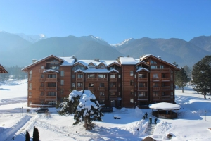 Pirin Golf & Country Club Apartment Complex